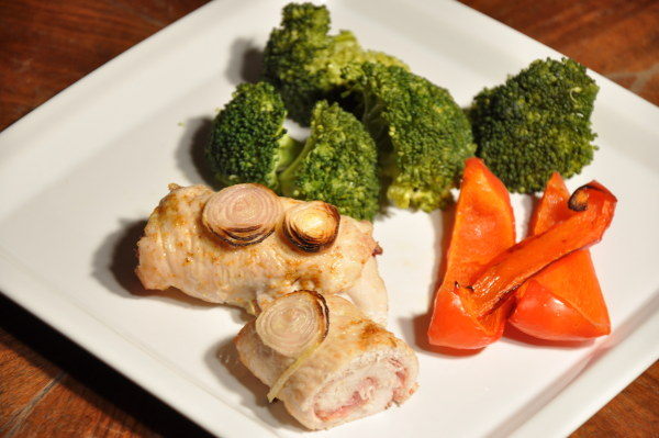 Dietetyczny cordon blue