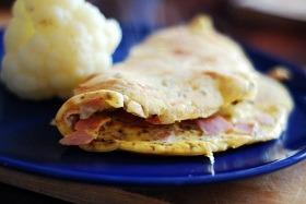 Omlet-z-szynka-i-kalafiorem2