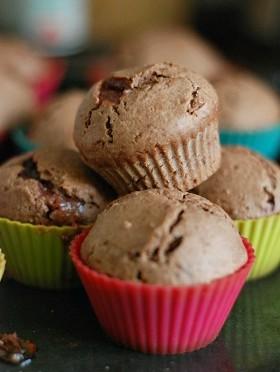 Piernikowe-muffiny-z-dzemem