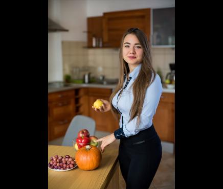 Dietetyk Tomiła Karwowska
