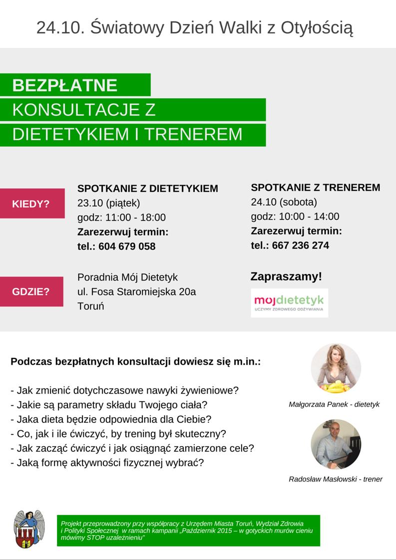 Toruń - Światowy Dzień Walki z Otyłością-3