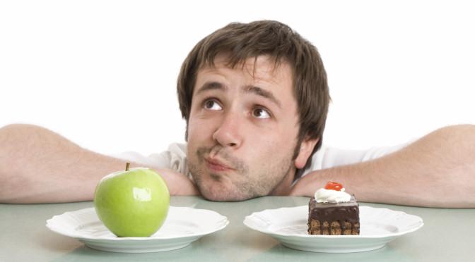 decyzja jabłko czy ciastko