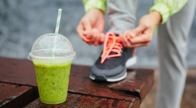 zdrowa dieta ruch bieganie