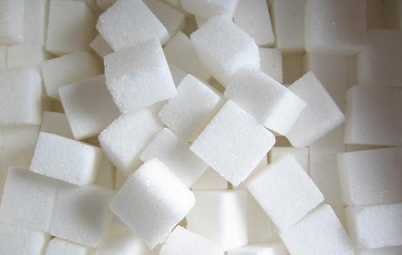 Cukier biały w kostkach