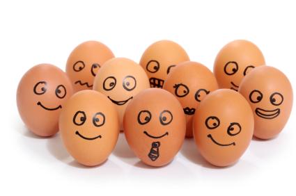 bussines eggs