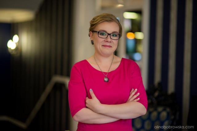 Pani Małgorzata Mazurkiewicz