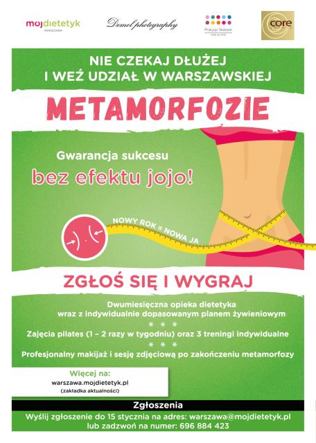 Warszawskie Metamorfozy