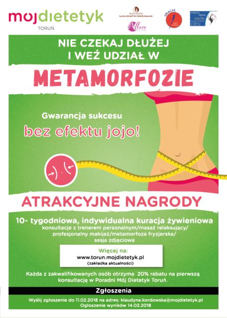 Metamorfozy Warszawa 2018-01