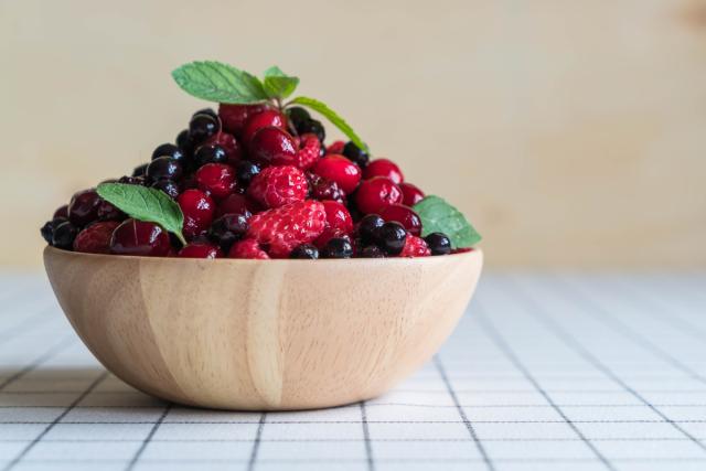 mrożonki - dlaczego warto je jeść?