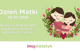 DZIEŃ MATKI 2018 - AKTUALNOŚĆ, WYDARZENIE