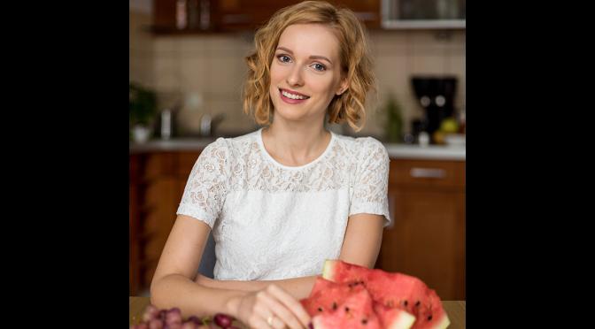Dietetyk Angelika Heberlej