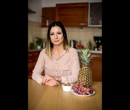 Dietetyk Małgorzata Olchowska