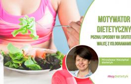 Mirosława Westphal - motywator dietetyczny, diet coach