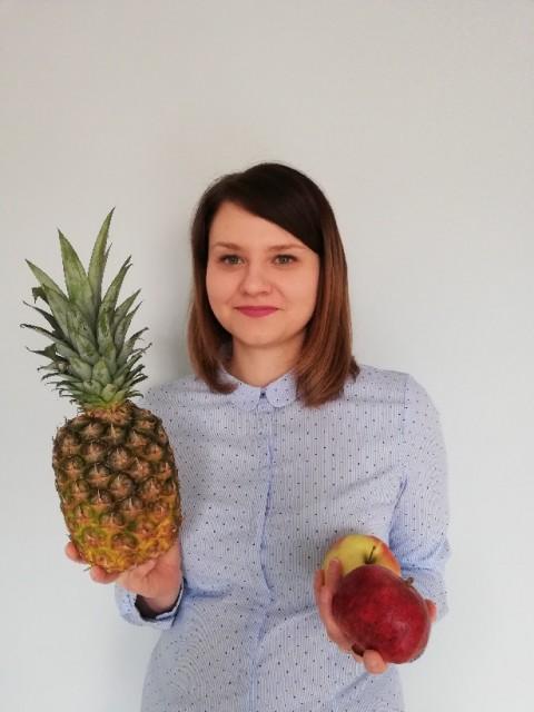 Emilia Fiere dietetyk w Mój dietetyk Tczew