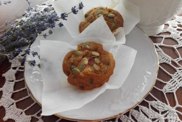 wegańskie muffinki na śniadanie