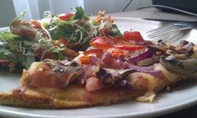 Pizza z szynką