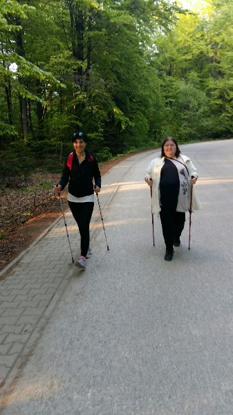 Ania Nordic Walking