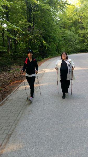 Ania Nordic Walking