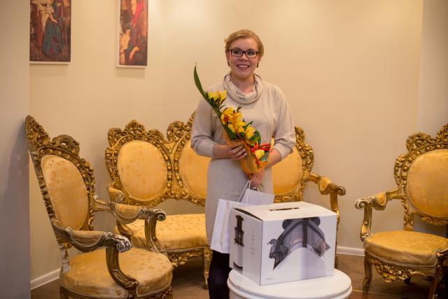Pani Małgorzata - Zwyciężczyni pierwszego Ogólnopolskiego Programu Letnie Metamorfozy Mój Dietetyk