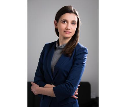 Monika Frank Dyrektor