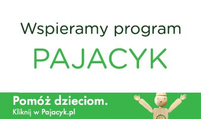 Wspieramy program PAJACYK
