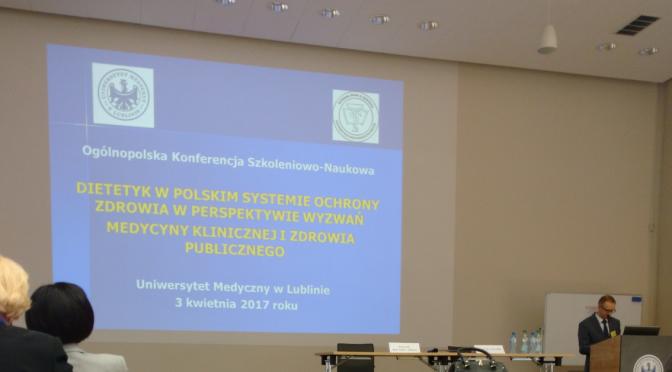 Konferencja Uniwersytet Medyczny Lublin-01