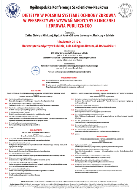 Konferencja Uniwersytet Medyczny Lublin_foto-01