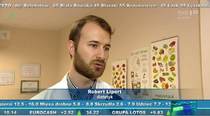Robert Lipert TVP