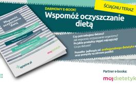 Ebook - Wspomóż oczyszczanie dietą