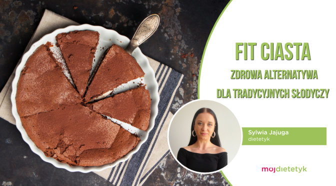 Sylwia Jajuga - zdrowe zamienniki tradycyjnych słodyczy