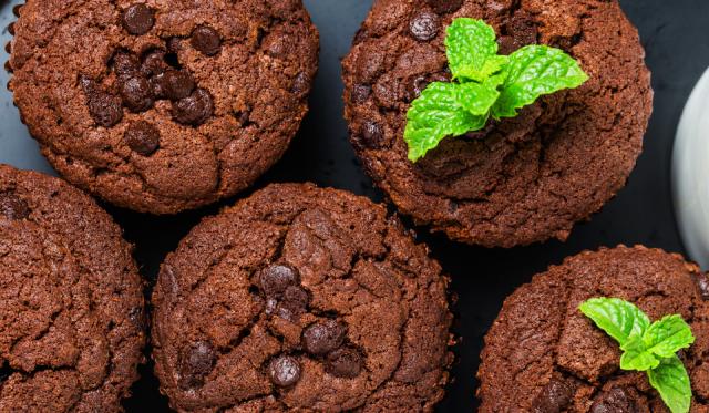 muffinki z fasoli Anna Hajost